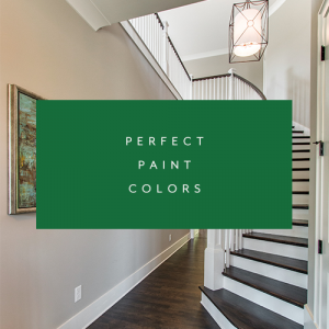Whether you want to freshen up your home or attract more buyers, these on-trend paint colors will not fail!